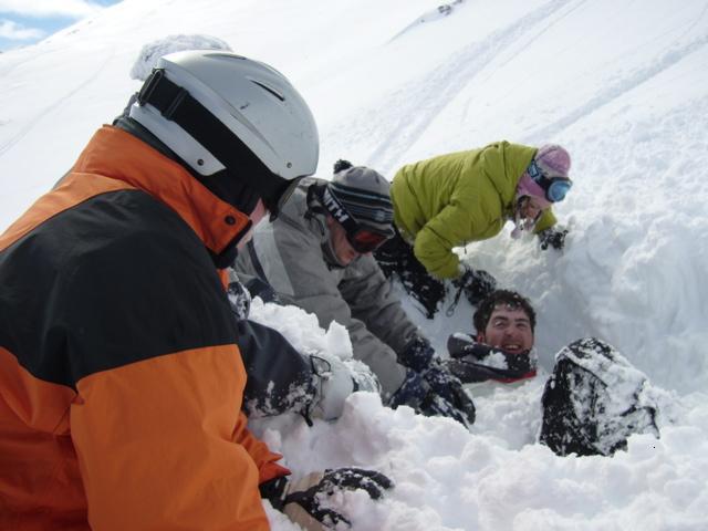 ケーススタディ:雪崩